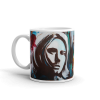kurt cobain tea mug